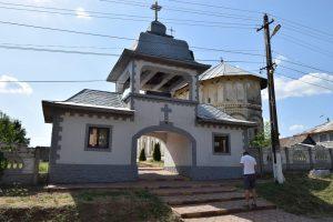 Църквата Успение Богородично, Балач