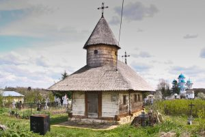 Biserica de lemn Sf. Cuvioasa Paraschiva, Bujoreni