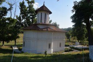Biserica Sfântul Dumitru, Coșoteni