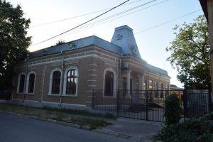 Casa Daia, Roșiori