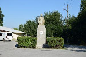 Bustul lui Nicolae Bălcescu, Roșiorii de Vede