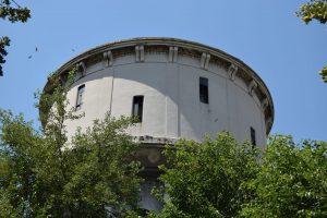 Водна Кула, Турну Мъгуреле