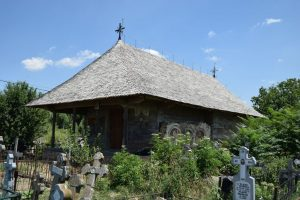 "The Wooden Church ""Saint Parascheva"", Videle"