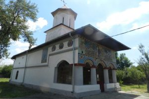 """Sfinții Voievozi"" Church, Babiciu"