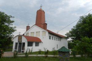Biserica de Lemn Sfântul Nicolae, Baldovinești