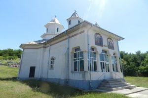 """""""Adormirea Maicii Domnului"""" Church, Brebeni"""