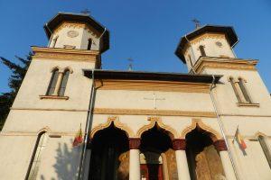 Biserica Adormirea Maicii Domnului, Caracal