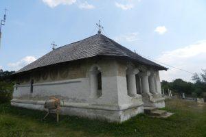 """The Church """"Adormirea Maicii Domnului"""", Chilia"""