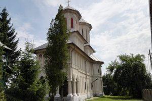 Biserica Adormirea Maicii Domnului, Colibași