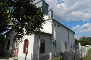 """Saint Nicholas"" Church, Comanca"