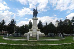 Monumentul Eroilor, Corabia