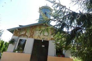 Biserica Adormirea Maicii Domnului, Drăgănești-Olt