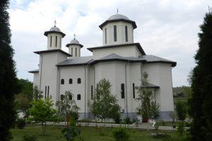 Mănăstirea Căluiu, Oboga