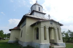 Church of St. Paraskeva, Spineni, Optășani
