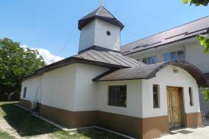 The St. John the Baptist Wooden Church, Rusănești, Jieni
