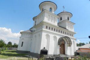 Biserica Sfinții Martiri Brâncoveni, Rusănești
