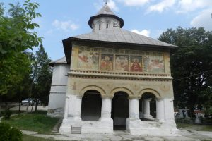"""Assumption of the Virgin"" Church, Sâmburești"