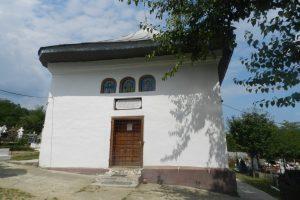 Църквата Стънуляса Свети Великомъченик Димитър, Съмбурещ, Стънуляса