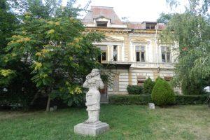 The Fântâneanu House, Slatina