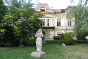 Casa Fântâneanu, Slatina