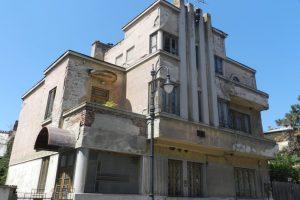 """The House on """"Mihai Eminescu"""" Street no. 44, Slatina"""