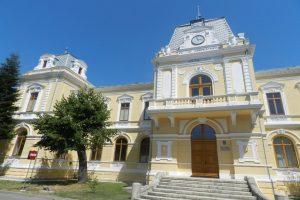 Областен Музей Олт, Слатина