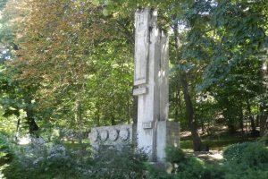 """Obelisc """"Slatina 600"""", Slatina"""
