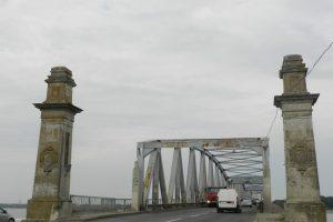 Podul de peste Olt, Slatina