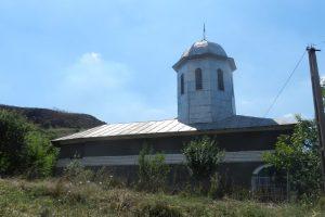 Biserica Nașterea Maicii Domnului, Sprâncenata