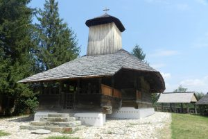 The Wooden Church, Ștefănești
