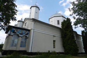 Saint Paraskevi Church, Tătulești