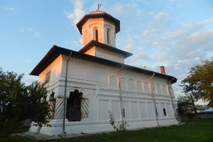 Biserica Sfinții Voievozi, Cioroiu