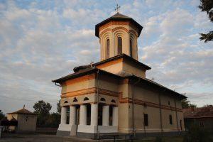 Biserica Sfântul Nicolae, Fălcoiu