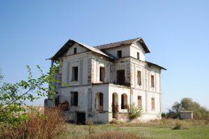 Călățeanu Fortified Manor, Piatra Olt