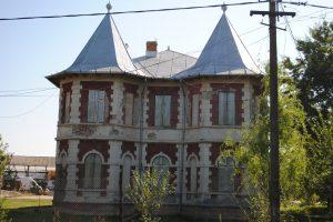 The Argeșanu Mansion, Piatra Olt