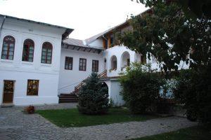 Brâncoveni Monastery, Brâncoveni
