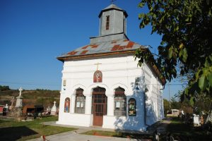 "The Church of "" Saint Nicholas"", Cungrea"