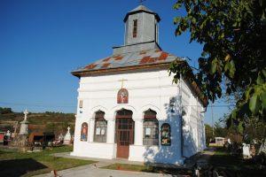 Biserica Sfântul Nicolae, Cungrea