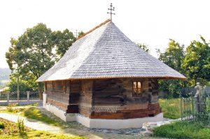 "The Wooden Church ""Cuvioasa Paraschiva"", Ibănești"