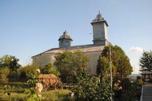 Biserica Sfântul Nicolae, Orlea