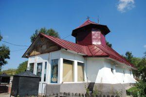 "The Wooden Church of ""Assumption of the Virgin"", Perieți, Măgura"