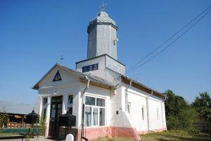 Biserica de lemn Sfântul Nicolae, Perieți, Perieții de Jos