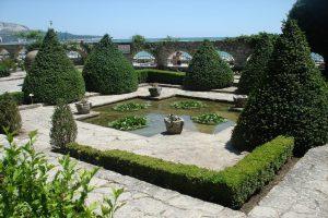 Grădina Botanică, Balchik