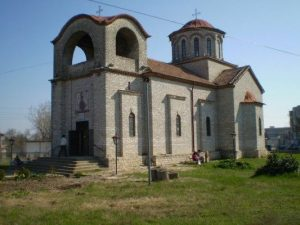 "The ""St. Petka Tarnovska"" Church, Balchik"