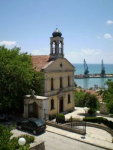 The Church of St. Constantine and Elena, Balchik