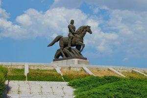 """Dobrotitsa"" Monument, Dobrich"