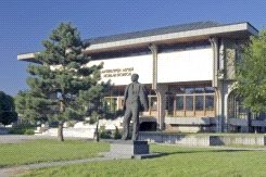 "The House-Monument ""Yordan Yovkov"", Dobrich"