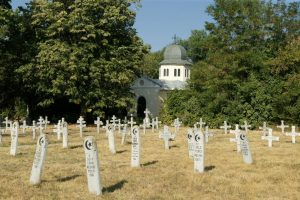 Military Museum Cemetery, Dobrich