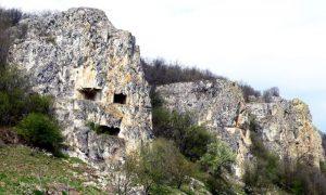 Скален Манастир Тарапаната, Балик