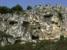 Manastirea Rupestra Ghiaur Evleri, Balik